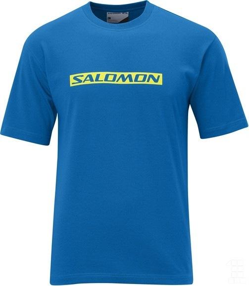 ce65099d1d0 triko Salomon Salomon SS M modré 11 12