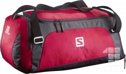 taška Salomon Sport bag S lotus pink/galet grey 15/16