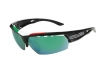 brýle SALICE 005ITA black/RW green/transparent