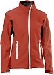 bunda SAL.Active Softshell W red