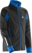 bunda Salomon Momentum Softshell JR black 16/17