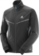 bunda Salomon RS Warm softshell M black 17/18