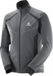 bunda Salomon RS Warm softshell M iron/black 17/18
