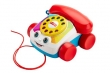 Mattel Fisher Price tahací telefon