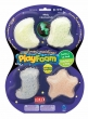 Pexi PlayFoam® Boule 4pack svítící