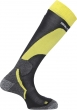ponožky Salomon Enduro black/yellow/white