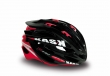 přilba KASK Vertigo black - red